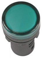 IEK Лампа AD22DS(LED)матрица d22мм зеленый 24В AC/DC купить в интернет-магазине Азбука Сантехники