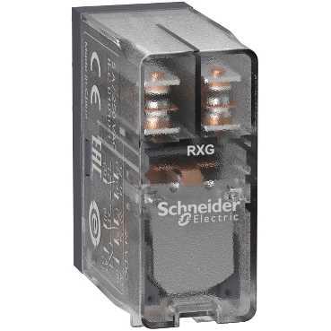 Schneider Electric Реле промежуточное 5A 2С/О =24В купить в интернет-магазине Азбука Сантехники
