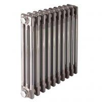 Радиатор стальной трубчатый Zehnder Charleston 3057/12 подключение боковое, цвет 0325 Technoline купить в интернет-магазине Азбука Сантехники