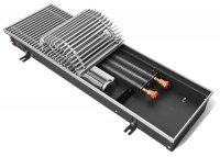 Конвектор внутрипольный водяной TECHNO KVZV 250-105-1000, С вентилятором, 476 Вт купить в интернет-магазине Азбука Сантехники