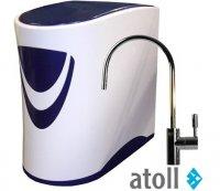 Система очистки воды ATOLL A-550 box STD (A-560E Sailboat) с обратным осмосом купить в интернет-магазине Азбука Сантехники