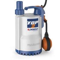 Насос дренажный Pedrollo TOP 4 — 0,75 кВт (1x220/240 В, Qmax 320 л/мин, Hmax 12,5 м, кабель 10 м) купить в интернет-магазине Азбука Сантехники