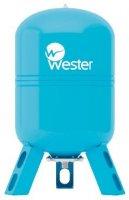 Расширительный бак Wester WAV 150 л для водоснабжения вертикальный