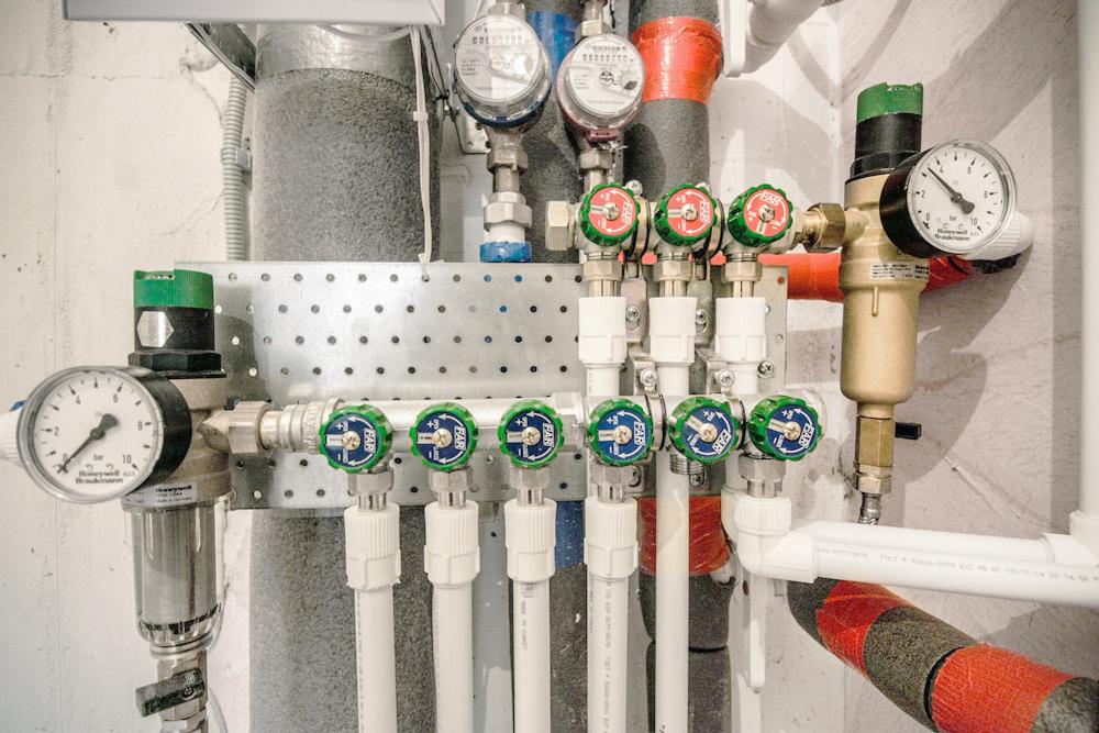 Разводка водоснабжения в квартире