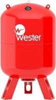 Расширительный бак Wester WRV 300 (top) для отопления купить в интернет-магазине Азбука Сантехники