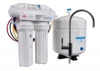 Система очистки воды ATOLL A-460E с обратным осмосом купить в интернет-магазине Азбука Сантехники