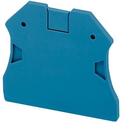 Schneider Electric Крышка торцевая 2 точки присоединения синяя для винтовых клемм NSYTRV22 TRV42 TRV62 TRV102 2,2мм синяя купить в интернет-магазине Азбука Сантехники