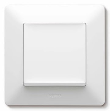 Legrand Valena Life Белый Рамка 1 пост купить в интернет-магазине Азбука Сантехники