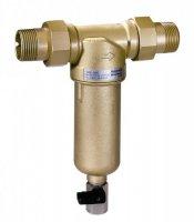 """Фильтр промывной Honeywell FF06-1"""" AAM, 100 мкм, для горячей воды купить в интернет-магазине Азбука Сантехники"""