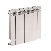 Радиатор биметаллический Rifar Base 500, 12 секций купить в интернет-магазине Азбука Сантехники