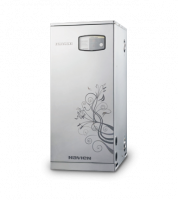 Котел газовый напольный двухконтурный NAVIEN GA 35 KN, 35 кВт, закрытая камера, коаксиальное дымоудаление купить в интернет-магазине Азбука Сантехники