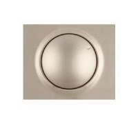 Legrand Galea Life Титан Накладка для светорегулятора поворотного № 7 756 54 купить в интернет-магазине Азбука Сантехники