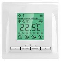 Терморегулятор Теплолюкс TP 520 белый купить в интернет-магазине Азбука Сантехники