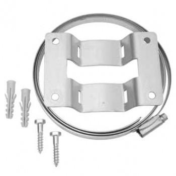 Комплект крепления для мембранных баков со стальным хомутом