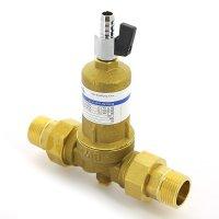 """Фильтр промывной BWT Ø 1"""" для горячей воды, со сменным элементом Protector mini купить в интернет-магазине Азбука Сантехники"""
