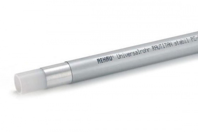 Универсальная труба Rehau RAUTITAN stabil Ø 16 × 2,6 мм купить в интернет-магазине Азбука Сантехники