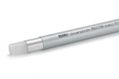 Универсальная труба Rehau RAUTITAN stabil Ø 25 × 3,7 мм купить в интернет-магазине Азбука Сантехники