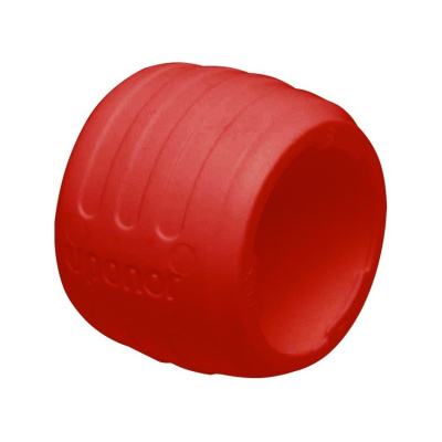 Кольцо с упором к фитингам Uponor Q&E Evolution Ø 20 мм (красное) купить в интернет-магазине Азбука Сантехники