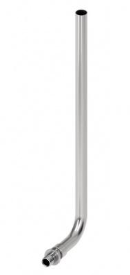 Трубка Г-образная для радиаторов (отвод) Ø 16 × 15/1100 мм, TECE TECEflex (714516) купить в интернет-магазине Азбука Сантехники