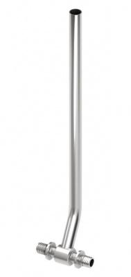 Трубка Т-образная Ø 16 × 15/330 мм, TECE TECEflex (715016) для подключения радиаторов купить в интернет-магазине Азбука Сантехники