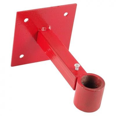Кронштейн для мембранных баков регулируемый, красный купить в интернет-магазине Азбука Сантехники