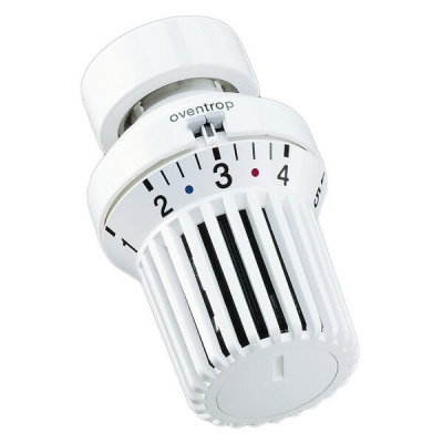 Головка термостатическая Oventrop Uni XH белая купить в интернет-магазине Азбука Сантехники