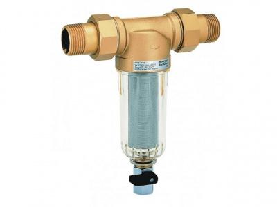 """Фильтр промывной Honeywell FF06-1/2"""" AA, 100 мкм, для холодной воды купить в интернет-магазине Азбука Сантехники"""
