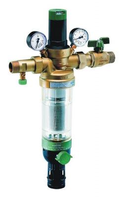 """Фильтр промывной сетчатый Honeywell HS10S-2""""AAM для холодной и горячей воды купить в интернет-магазине Азбука Сантехники"""
