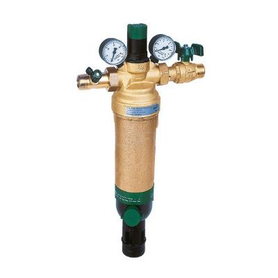 """Фильтр промывной сетчатый Honeywell HS10S-1 1/4""""AAM для холодной и горячей воды купить в интернет-магазине Азбука Сантехники"""