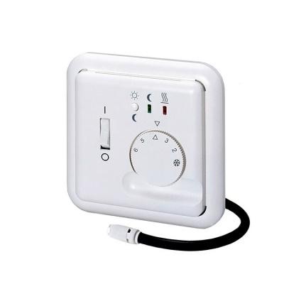 Терморегулятор Rehau SOLELEC Basic 10 А, с выносным датчиком температуры купить в интернет-магазине Азбука Сантехники