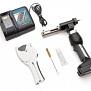 Комплект комбинированного аккумуляторно-гидравлического инструмента Rehau RAUTOOL A-light2 Kombi (экспандер + запрессовщик) купить в интернет-магазине Азбука Сантехники