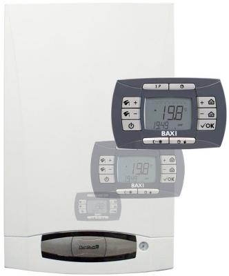 Котел газовый настенный двухконтурный BAXI NUVOLA-3 Comfort 240 Fi купить в интернет-магазине Азбука Сантехники