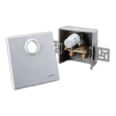 Регулятор напольного отопления Oventrop Unibox TSH (с термостатом Uni SH) купить в интернет-магазине Азбука Сантехники