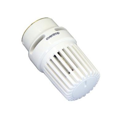Головка термостатическая Oventrop Uni LHB, M30 × 1.5, регулировка 7–28 °C с блокировкой, цвет белый купить в интернет-магазине Азбука Сантехники