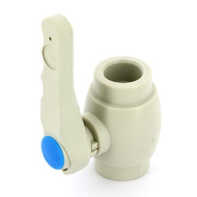 Кран полипропиленовый FV-Plast Ø 25 мм PPR, ручка купить в интернет-магазине Азбука Сантехники