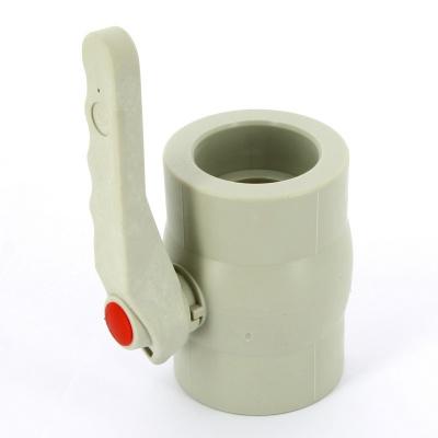 Кран шаровой полипропиленовый FV-plast Ø 63 мм сварка ручка купить в интернет-магазине Азбука Сантехники