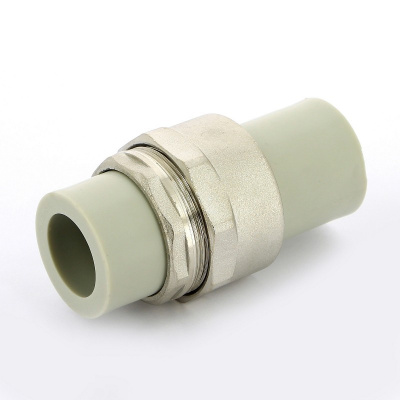Муфта разборная FV-plast Ø 50 мм полипропиленовая (сварка) купить в интернет-магазине Азбука Сантехники
