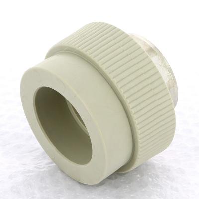 """Муфта FV-plast Ø 63 мм × 2"""" полипропиленовая, сварка (внутренняя резьба) купить в интернет-магазине Азбука Сантехники"""