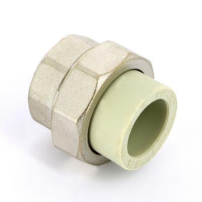 """Муфта с разъемным соединением FV-plast Ø 25 мм × 1"""" полипропиленовая, сварка (внутренняя резьба) купить в интернет-магазине Азбука Сантехники"""