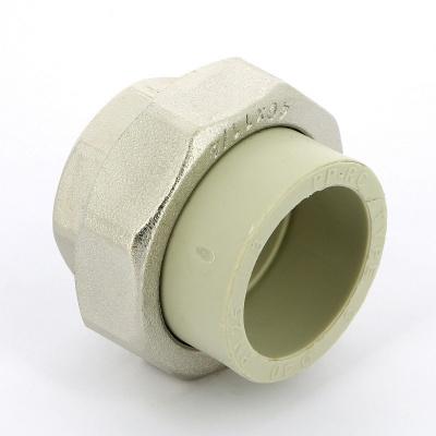 """Муфта с разъемным соединением FV-plast Ø 40 мм × 1 1/4"""" полипропиленовая, сварка (внутренняя резьба) купить в интернет-магазине Азбука Сантехники"""