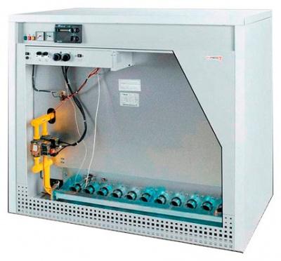 Газовый котел Protherm Гризли 100 KLO (99 кВт) напольный одноконтурный купить в интернет-магазине Азбука Сантехники