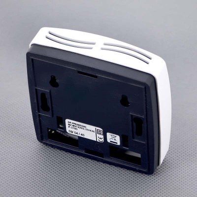 Термостат комнатный электронный Watts WFHT Public с датчиком температуры 230 В, антивандальное исполнение купить в интернет-магазине Азбука Сантехники