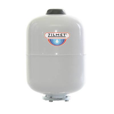 Zilmet HY-PRO - 12 л гидроаккумулятор вертикальный белый купить в интернет-магазине Азбука Сантехники