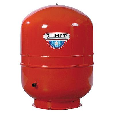 Zilmet CAL-PRO - 80 л бак расширительный для отопления вертикальный купить в интернет-магазине Азбука Сантехники