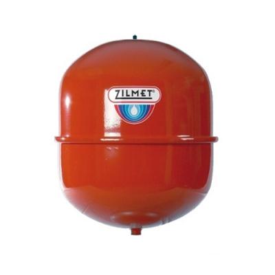 Zilmet CAL-PRO - 50 л бак расширительный для отопления вертикальный купить в интернет-магазине Азбука Сантехники