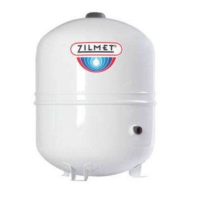 Zilmet SOLAR-PLUS - 25 л (PN10, Tmax 100 °C) бак расширительный для солнечных систем вертикальный купить в интернет-магазине Азбука Сантехники