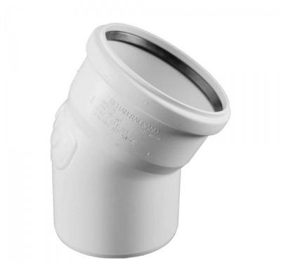 Отвод Rehau Raupiano Plus Ø 110 мм × 30° купить в интернет-магазине Азбука Сантехники