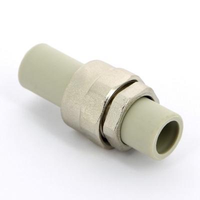 Муфта полипропиленовая разборная FV-Plast Ø 20 мм купить в интернет-магазине Азбука Сантехники