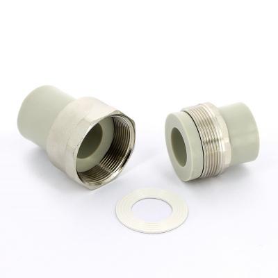 Муфта полипропиленовая разборная FV-Plast Ø 32 мм купить в интернет-магазине Азбука Сантехники