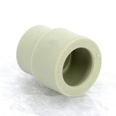 Муфта редукционная полипропиленовая FV-Plast с внутренней резьбой Ø 25 × 20 мм купить в интернет-магазине Азбука Сантехники